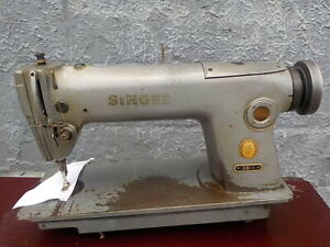 Industrial Sewing Machine Singer 281 1 Light Leather