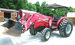 Massey Ferguson 1547 Loader 47 Hp free 1000 Mile Delivery From Ky