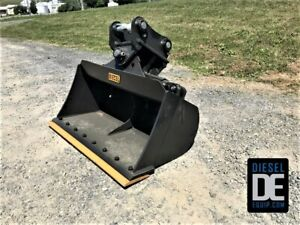 48 Tilt Excavator Buckets 80cl Fits Cat 308 And Similar Sized Machines