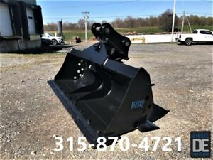 72 Tilt Excavator Buckets 80cl Fits Cat 308 And Similar Sized Machines