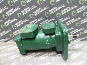 Used Imo Industries D3ebcs 118pd Hydraulic Screw Pump