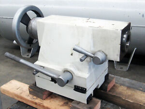 Tailstock For Manual Or Cnc Lathe 8 7 8 Center Height 8 1 4 Bed Width