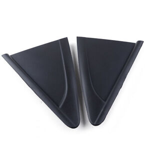 2 Own L r Rear Window Triangle Panel Cover Trim Fit For Chevrolet Cruze 2011 13