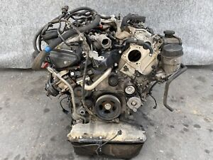 Mercedes X164 W164 Ml320 Gl320 Diesel Complete Engine Motor Assembly Oem