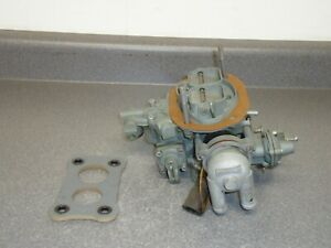 Reman Holley 5200 2 barrel Carburetor Carb 7172 1974 Ford Mustang Ii 2 8l V 6