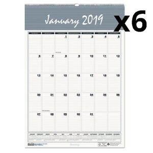 Recycled Bar Harbor Wirebound Monthly Wall Calendar 15 1 2 X 22 2020 Pack Of