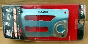 Carmate Razo Accessory Titan Aluminum Competition Brake Pedal Cover Rp63