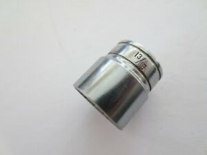 Snap On Tools 13 16 Shallow Socket F261 3 8 Drive Underlined Logo