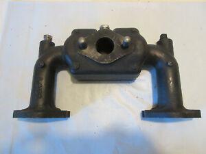 Gpw Jeep Willys Mb Military Intake Manifold L134 P e Generator Motor