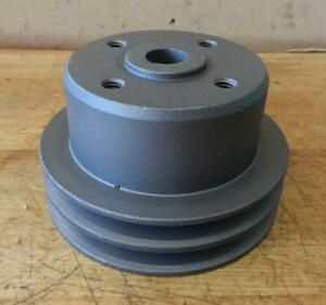 Clark Forklift Continental Engine Used Water Pump Pulley Y400k3612 4 1 8 Dia