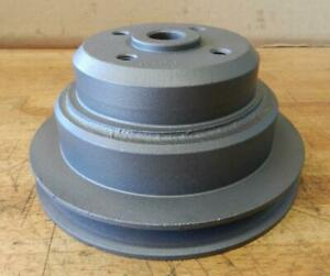 Clark Forklift Continental Engine Used Water Pump Pulley F600k5194 5 1 2 Dia