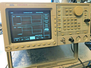 Tektronix Sony Awg2005 Arbitrary Waveform Generator Option 04 Digital Data Outpu
