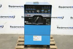Miller Syncrowave 350 Lx Tig Welder Power Source