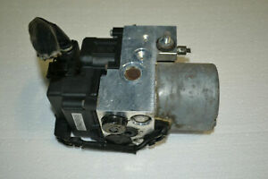 Nissan Patrol Safari Gu4 Y61 2008 Abs Pump Unit 47660vc300 Brake Cpu Hydro Bosch