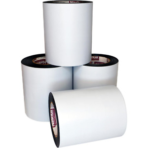 6 In X 75 Ft Window Door Rubber Flashing Tape Pro Pack Acrylic Durable Tape 4 pk