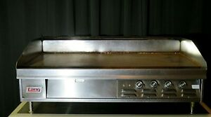 Lang 48 Commercial Electric Griddle Flat Top Grill Hot Plate