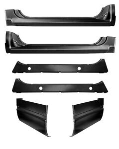1988 1998 Chevy Gmc C K Pickup Truck Ext Cab Rocker Panels Cab Corner Kit