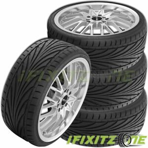 4 X New Toyo Proxes T1r 295 25r22 97y All Season Ultra High Performance Tires