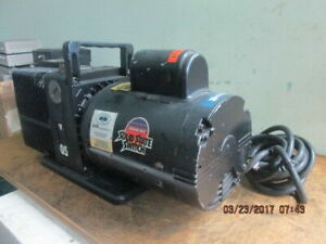 Alcatel Vacuum Pump 05 With Franklin Electric Model 1101006418_must Go