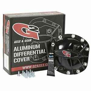 G2 Axle And Gear Dana 25 27 30 G 2 Aluminum Differential Cover Black 40 2031alb
