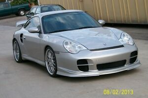 Porsche 996 Gt2 Front Bumper Will Fit 996 01 05 Turbo And Carrera 02 To 04