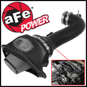 Afe Momentum Cold Air Intake System Fits 2015 2019 Chevy Corvette Z06 6 2l