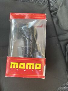 Momo Shadow Carbon Leather Shifter Shift Knob Subkca us Dealer