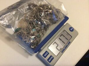 Scrap Lot 925 Sterling Silver 200 Grams