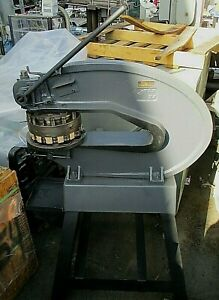 Rotex 18b 51 Station Manual Turret Punch Press_rotex24_as described_great Deal