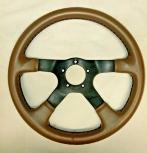 Grant Brown 691 Racing Performance 14 Steering Wheel Free Shipping New