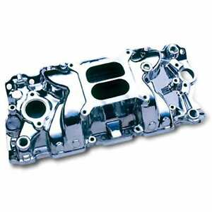 Professional Products 52020 Intake Manifold Intake Sbc Polished