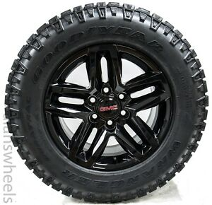 New Gmc Sierra Yukon Xl Denali Factory Oem Trail Boss 18 Wheels Rims Tires 5911