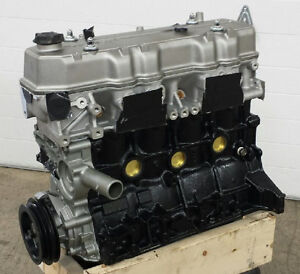 22 Re Toyota Complete Engine