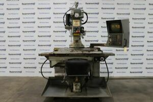 Bridgeport Series Ii Interact 2 3 axis Cnc Milling Machine