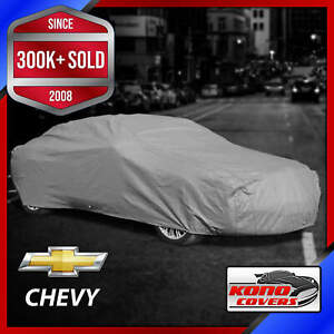 Chevy outdoor Car Cover All Weatherproof Waterproof Superior custom fit