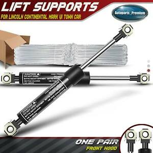 2x Hood Lift Support Shock Strut For Ford Explorer Sport Trac 2001 2002 2003 05
