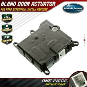 Hvac Heater Blend Air Door Actuator For Ford Ranger Explorer 1995 2011 604 202