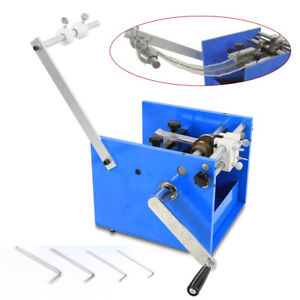 U Type Resistor Axial Lead Bend Forming cutting Machine Adjustable New