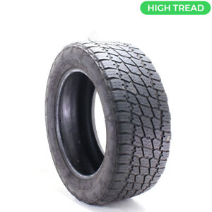 Used Lt 285 55r20 Nitto Terra Grappler G2 A t 122 119s 8 5 32
