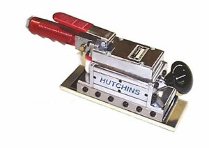 Hutchins 2023 8 Hustler Ii Mini Straight Line Air Sander New Free Shipping Usa