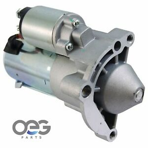 New Starter For Citroen C4 Picasso I ud_ Eng 6fy ew7a 1 8 Bifule 92kw 09 12