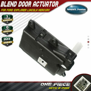 Hvac Heater A C Blend Door Actuator For Ford Lincoln Mercury 96 10 Xf1h19e616ab