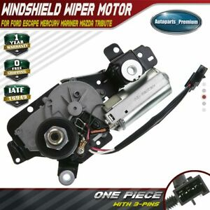 Rear Windshield Wiper Motor For Ford Escape Mariner Tribute 01 07 4l8z17508ab