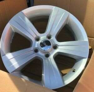 17 Jeep Patriot Compass Caliber 2011 2017 Factory Oem Wheels Rims Set 2380