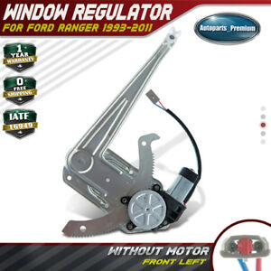 Window Regulator W Motor For Ford Ranger 1993 2011 Front Left 741 831