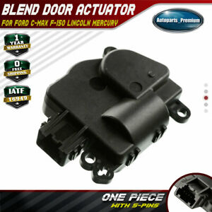 Hvac Mode Heater Blend Door Actuator For Ford F 150 Lincoln Mercury 06 18 4pin