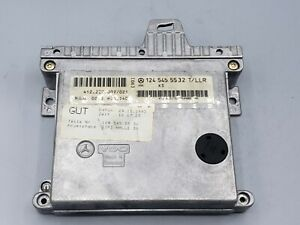 1993 1994 1995 Mercedes Benz W124 E320 300e Idle Throttle Cruise Control Module