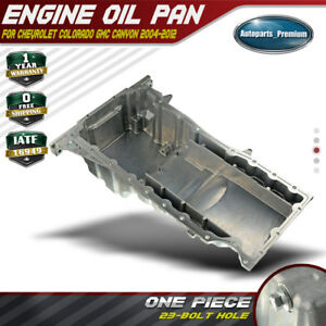 Engine Oil Pan For Chevrolet Colorado 2004 2012 Gmc Canyon 2004 2012 3 5l 3 7l