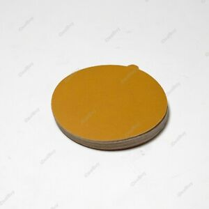 6 Sandpaper 50 100 Roll Sanding Disc Psa Sticky Back Grit 40 To 800 Sand Paper