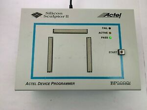 Actel Bp Microsystems Silicon Sculptor Ii Device Programmer System
